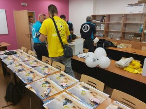 Dobří lidé česka a nadační partner ORION MRG