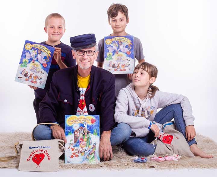 Pošťák Tom a děti